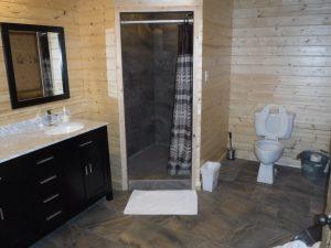Salle de toilette et douche #1
