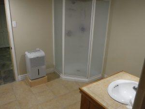 Salle de toilette et douche #3 au Sol-sous